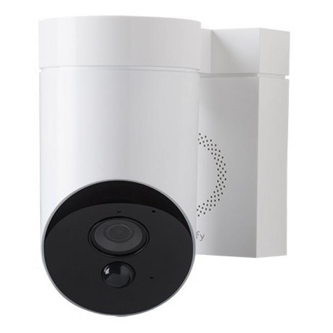 Somfy Outdoor Camera (hvit)