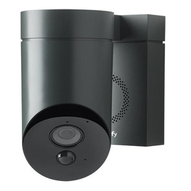 Somfy Outdoor Camera (antrasitt)