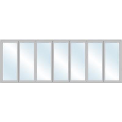 Umbra Pan Nordic 7 | 7-blads høyisolert foldevindusdør