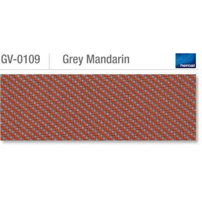 Heroal VSZ zip-screen | Grey Mandarin