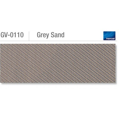 Heroal VSZ zip-screen | Grey Sand