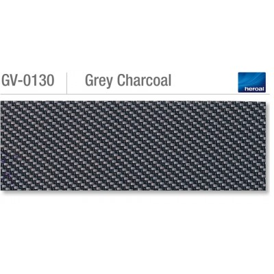 Heroal VSZ zip-screen | Grey Charcoal