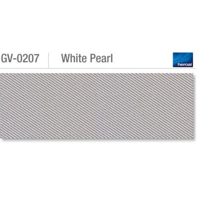 Heroal VSZ zip-screen | White Pearl