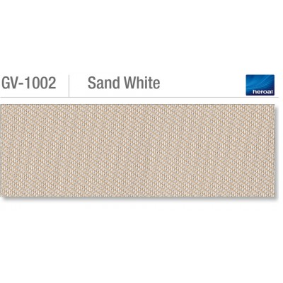 Heroal VSZ zip-screen | Sand White