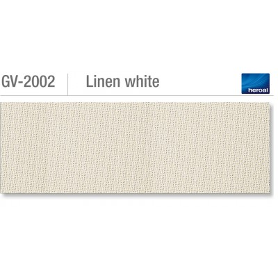 Heroal VSZ zip-screen | Linen White