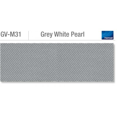 Heroal VSZ zip-screen | Grey White Pearl