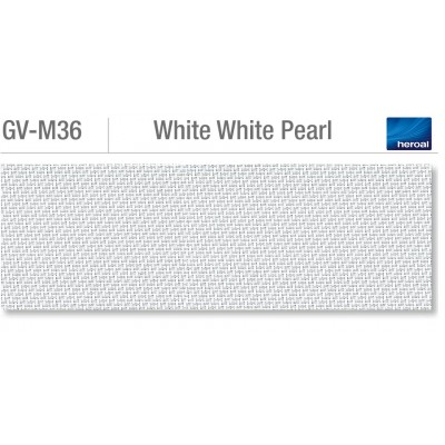 Heroal VSZ zip-screen | White White Pearl