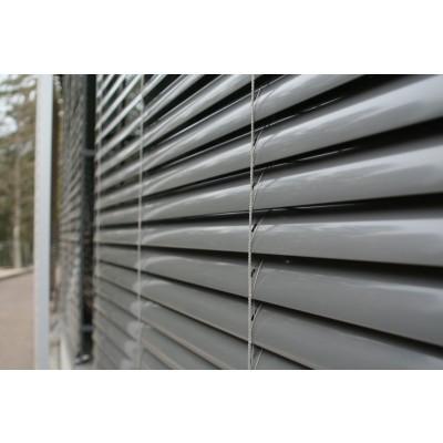 Stigebånd (grå) til 80 mm persienne