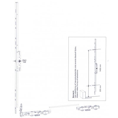 G-U 933/936 reparasjonssett