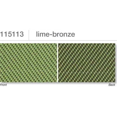 Beaufort ZIP-screen 100 | Lime Bronze
