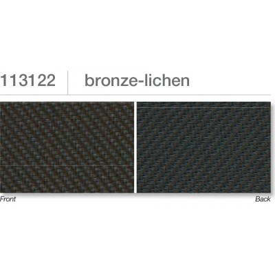 Beaufort ZIP-screen 100 | Bronze lichen