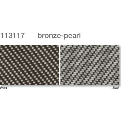 Beaufort ZIP-screen 100 | Bronze pearl
