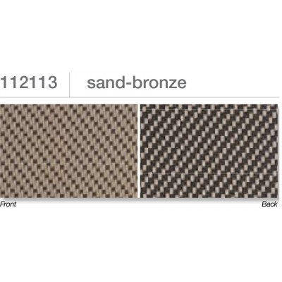 Beaufort ZIP-screen 100 | Sand bronze