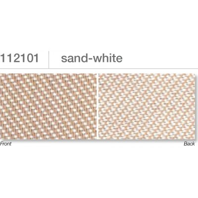 Beaufort ZIP-screen 100 | Sand White